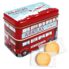 London Bus Tin - Shortbread Biscuits