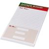 Slimline 50 Sheet Notepad - Full Colour