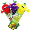 Fruit Bug Bookmarks - Mixed Fruits