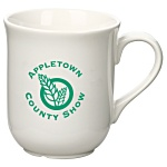 Promotional Bell Mugs - White