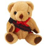 Jointed Bear With Sash