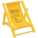 Deck Chair Mobile Phone Holder