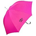 Aluminium Automatic Walking Umbrella