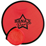 Foldable Nylon Frisbee