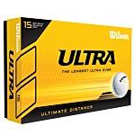 Wilson Ultra Ultimate Distance Golf Balls
