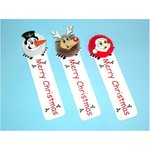Christmas Bug Bookmarks