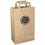 Recycled Paper Carrier Bag - Medium