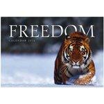 Wall Calendar - Freedom