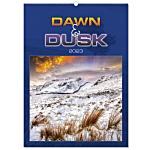 Wall Calendar - Dawn and Dusk