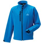 Jerzees Mens Soft Shell Jacket
