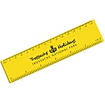 Recycled Plastic Ruler - 15cm