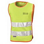 Hi Vis Kids Safety Tabard