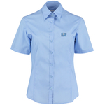 Kustom Kit Lady Fit Business Shirt - Short Sleeve