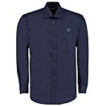 Kustom Kit Mens Business Shirt - Long Sleeve