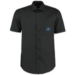 Kustom Kit Mens Business Shirt - Short Sleeve