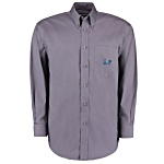 Kustom Kit Mens Corporate Oxford Shirt - Long Sleeve