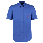Kustom Kit Mens Corporate Oxford Shirt - Short Sleeve