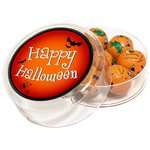 Maxi Round Sweet Pot - Chocolate Foil Balls - Halloween