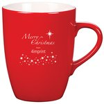 Marrow Mug - Red - Christmas Design