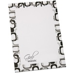 A6 50 Sheet Notepad - Links Design