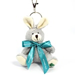 Rabbit Keyring - Bow