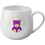 Hug Bone China Mug