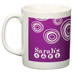 Cambridge Mug - Dye Sub - Spiro Design