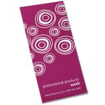 Slimline Notepad with Printed Cover - Spiro Design