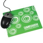 Brite-Mat Mousemat - Rectangular - Spiro Design