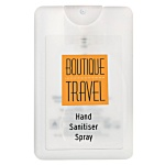 Credit Card Hand Sanitiser
