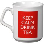 Promotional Sparta Mug - Keep Calm Design
