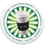 Promotional Coaster - Coloured - Round - Full Colour