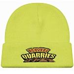 Hi Vis Acrylic Beanie Hat