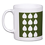 Cambridge Mug - Leaf Design