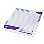 A5 50 Sheet Notepad - Full Colour
