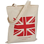 100% Cotton Promotional Shopper - Union Jack Design