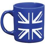 Cambridge Mug - Coloured - Union Jack Design