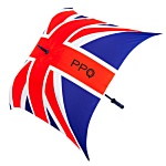 Quadbrella Umbrella - Union Jack Design