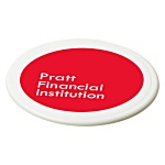 Promotional Coaster - Clear - Round