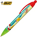 Bic® Mini Wide Body Pen - Full Colour