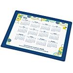 Q-Mat Promotional Mousemat - Retro Calendar Design