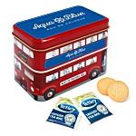 London Bus Tin - Tea Time