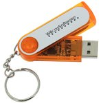 4gb Ignite Keyring Flashdrive