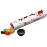 Sweet Tube - Gourmet Jelly Beans - Christmas Design