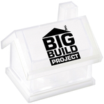 Plastic House Money Box