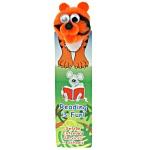 Animal Bug Bookmarks - Tiger