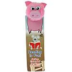 Animal Bug Bookmarks - Pig