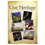 Wall Calendar - Our Heritage