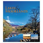 Wall Calendar - Lakes & Moorlands