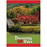 Wall Calendar - Discovering Wales